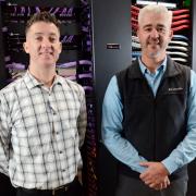 Zach Wirges, President & Robert Bandy, Vice President of Genesis Datacom